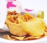 姥姥家红薯片230克 原汁原味 番薯片 红薯片又脆又香